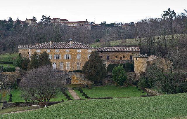 Château de Saint-André du Coing