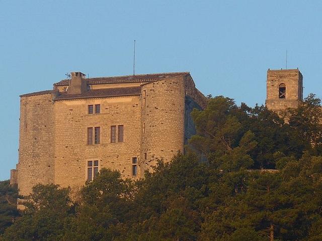 Château de Saint-Thomé