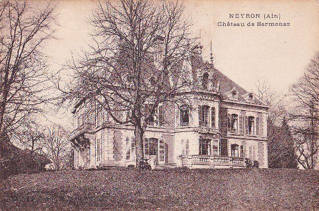 Château de Sermenaz