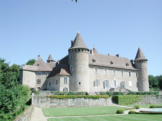Château de Virieu (Isère)