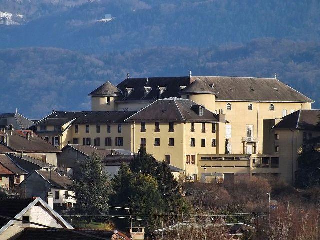 Château du Châtelard (Savoie)