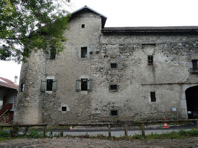 Maison forte de Compey-Lucinge