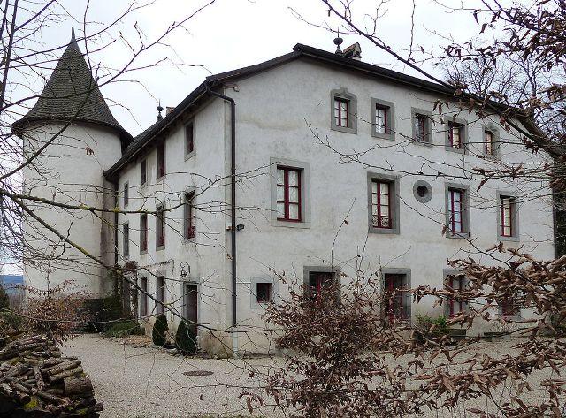 Maison forte de Loëx