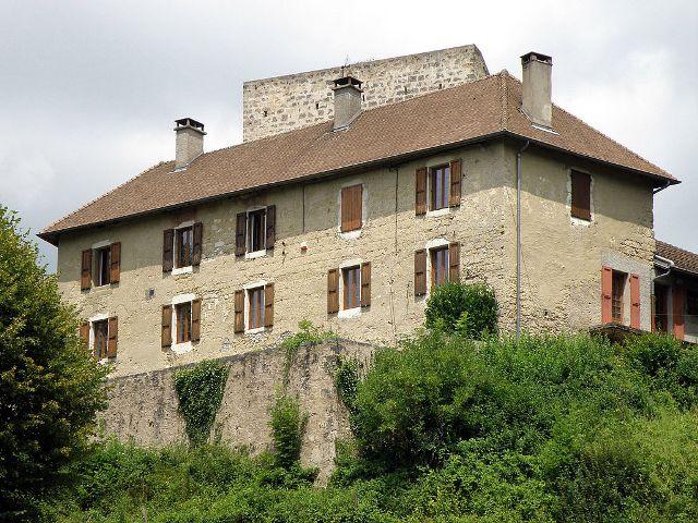 Maison forte de Prélian