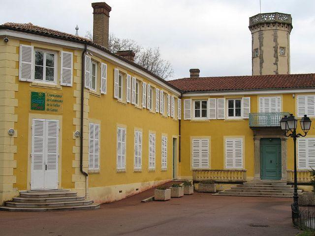 Maison forte de Vourles