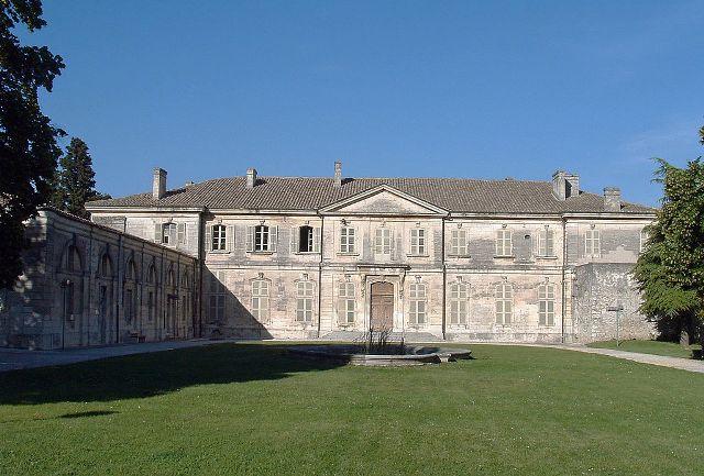 Palais épiscopal de Viviers
